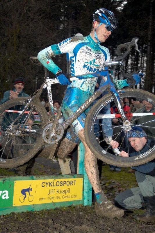 Petr Dlask - Mistrovství republiky v cyklokrosu 2007, Česká Lípa