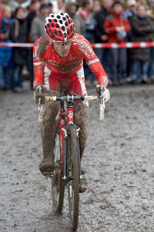 Lukáš Klouček - Mistrovství republiky v cyklokrosu 2007, Česká Lípa