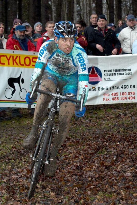 Zdeněk Štybar - Mistrovství republiky v cyklokrosu 2007, Česká Lípa