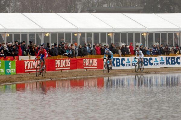 Světový pohár v cyklokrosu - U23 - Hofstade (BEL)