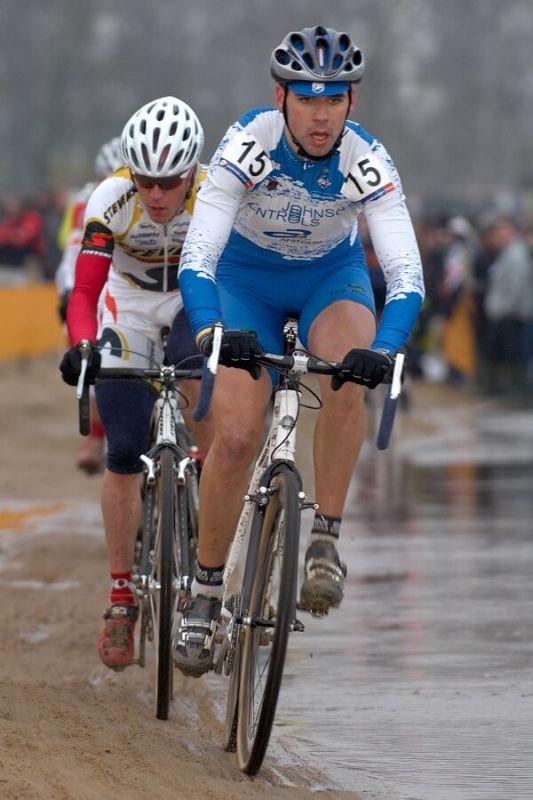 Jan Chrobák - Světový pohár v cyklokrosu - Elite -Hofstade (BEL)