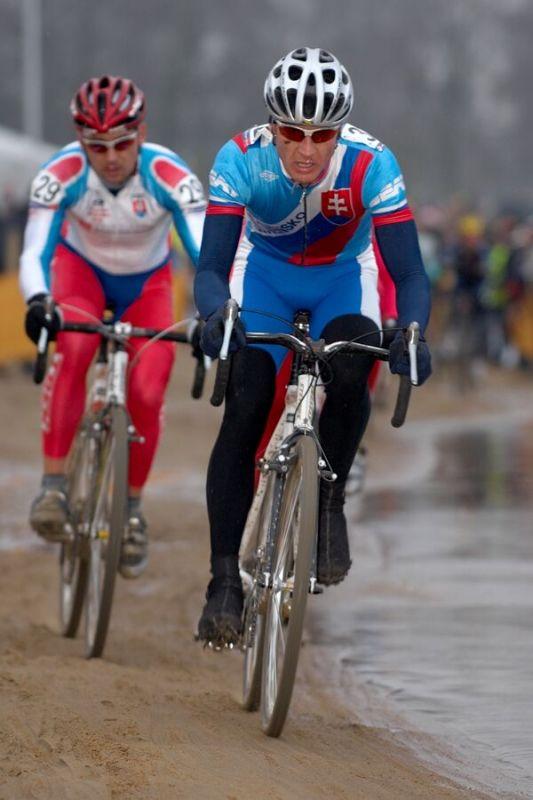 Maroš Kováč - Světový pohár v cyklokrosu - Elite -Hofstade (BEL)