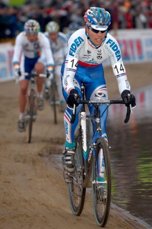 Petr Dlask - Světový pohár v cyklokrosu - Elite -Hofstade (BEL)