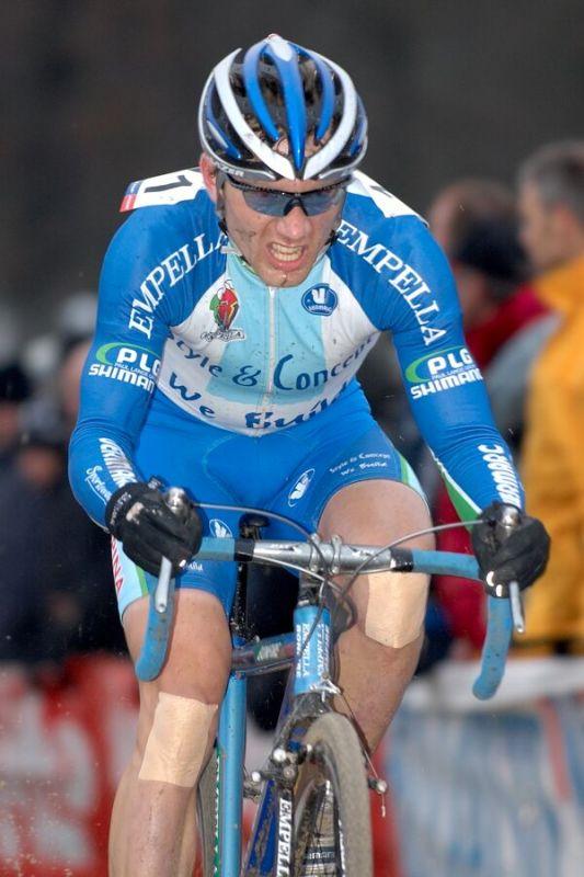 Kamil Ausbuher - Světový pohár v cyklokrosu - Elite -Hofstade (BEL)