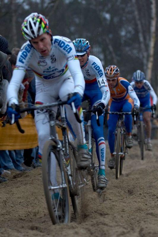 Světový pohár v cyklokrosu - Elite -Hofstade (BEL)