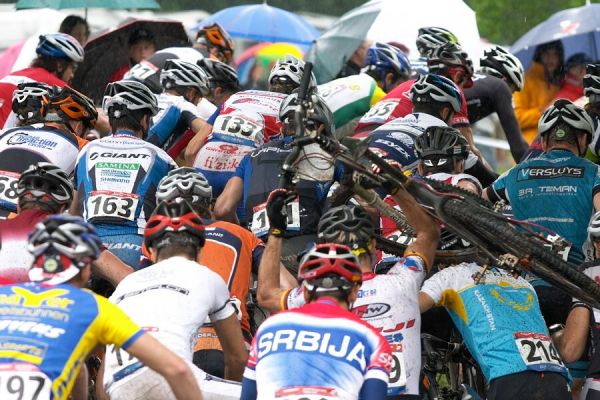 Nissan UCI MTB World Cup XC #2 26.-27.5. 2007 - z�cpa