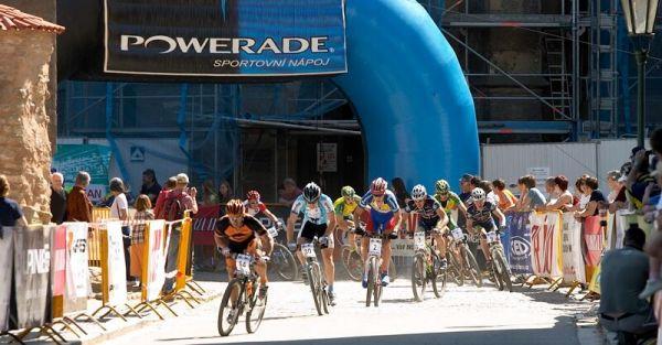 2. závod ČP XC Kutná Hora 19.5. 2007 - Zdeněk Mlynář byl nejaktivnější ve dvou zaváděcích kolech