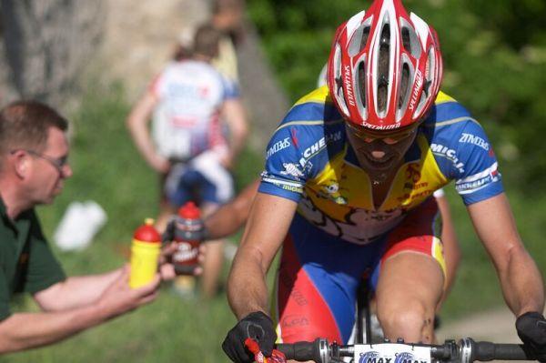 2. závod ČP XC Kutná Hora 19.5. 2007 - Tomáš Vokrouhlík
