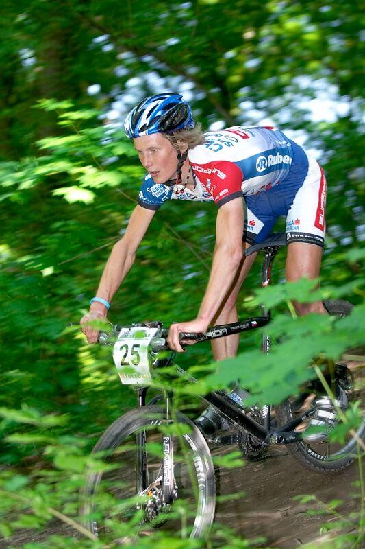 2. závod ČP XC Kutná Hora 19.5. 2007 - Josef Kamler