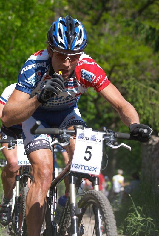 2. závod ČP XC Kutná Hora 19.5. 2007 - Kristián Hynek