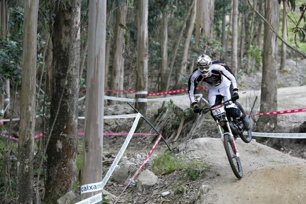 SP DH No.1 Vigo 2007 - Tom Deacon