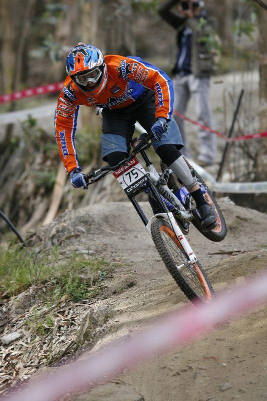 SP DH No.1 Vigo 2007 - Kamil Tatarkovič