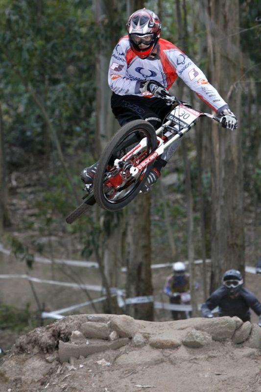 SP DH No.1 Vigo 2007 - Florent Payet