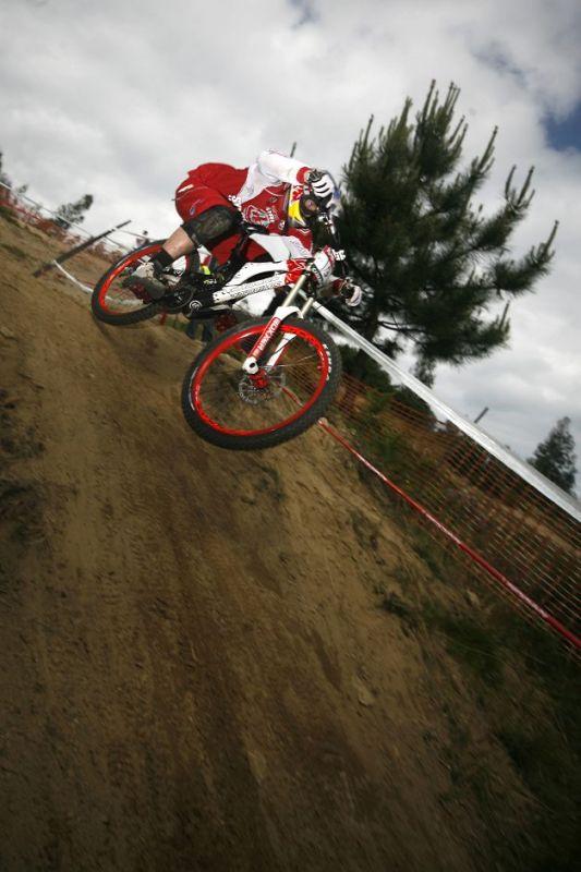 SP DH No.1 Vigo 2007 - Nathan Rennie