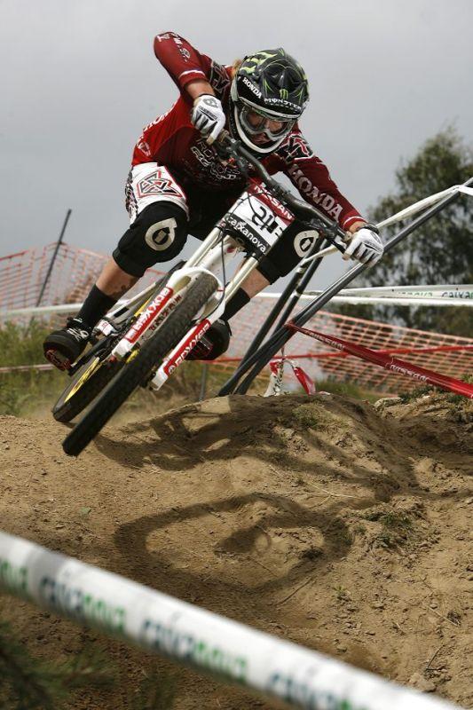SP DH No.1 Vigo 2007 - Duncan Riffle