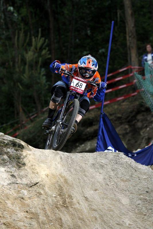 SP 4X No.1 Vigo 2007 - Kamil Tatarkovič v kvalifikaci
