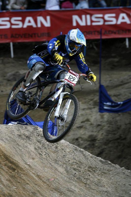 SP 4X No.1 Vigo 2007 - Tomáš Slavík v kvalifikaci