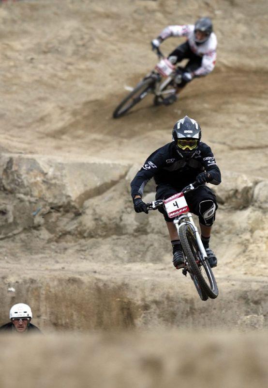 SP 4X No.1 Vigo 2007 - Rinderknecht a Lopes