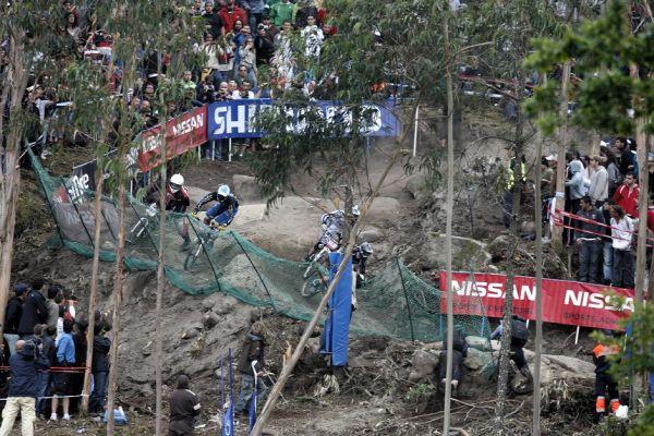 SP 4X No.1 Vigo 2007 - 1/4 finále