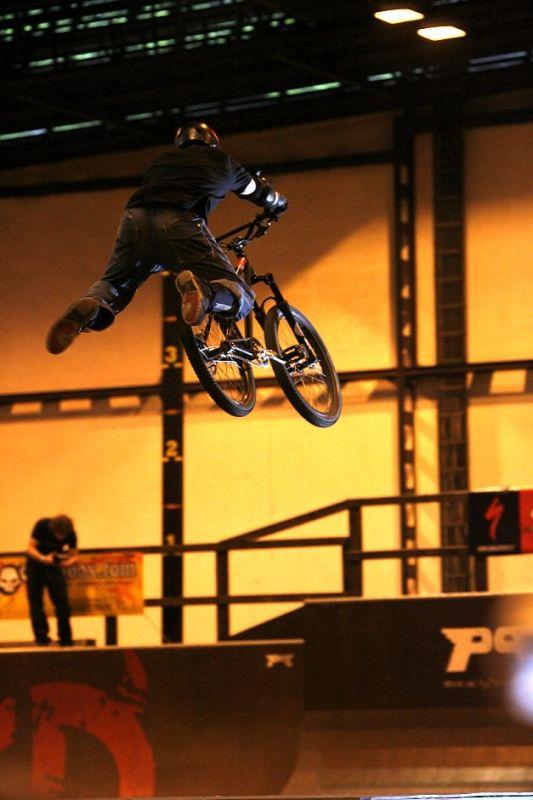 ČEZ Bikehall Contest 2007 - Trutnov