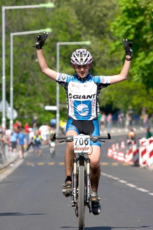 ČP XC No.1 Teplice 2007 - Jitka Škarnitzlová