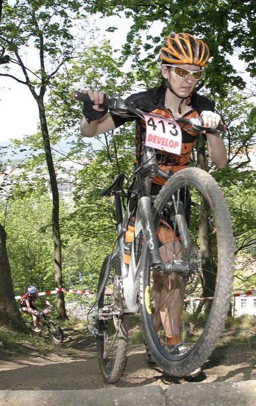 ČP XC No.1 Teplice 2007 - Šárka Chmurová