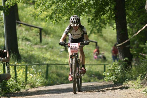 ČP XC No.1 Teplice 2007 - Mary McConneloug