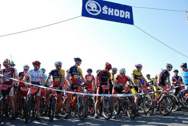 Škodabike 2007 - start 60 km