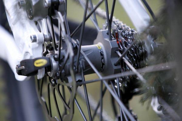 4X bike Michala Marošiho na rok 2007
