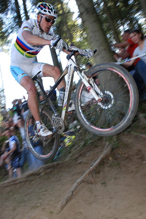 SP XC Houffalize 07 - Julien Absalon (Orbea)