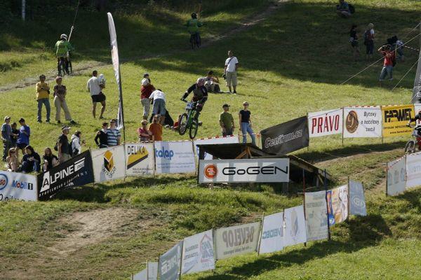 ČP Remoex DH No.2 - Velké Karlovice 2007