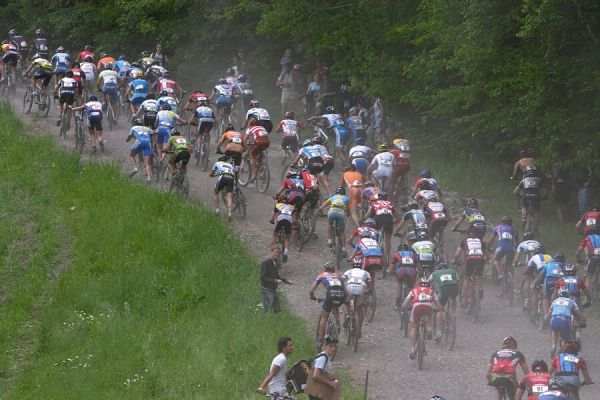 Nissan UCI MTB World Cup - Mont St. Anne, 23.6.'07