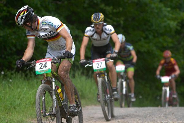 Nissan UCI MTB World Cup - Mont St. Anne, 23.6.'07 - Milatz Moritz