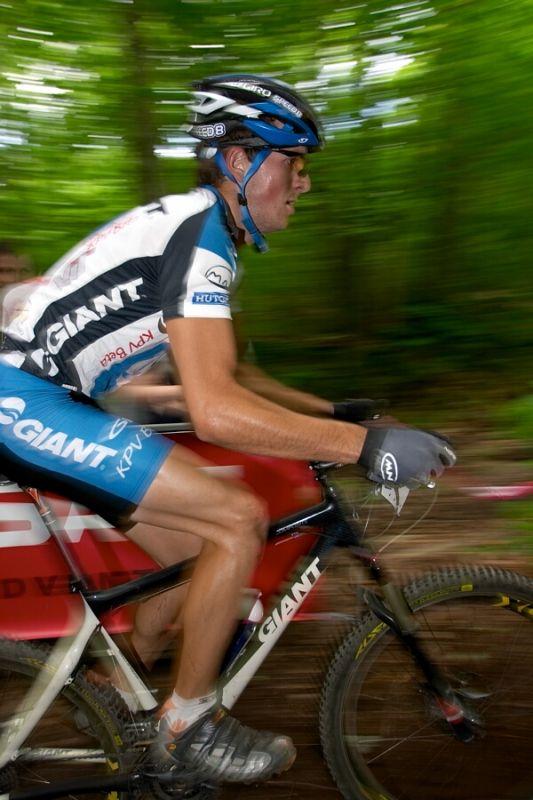 Nissan UCI MTB World Cup - Mont St. Anne, 23.6.'07 - Jan Škarnitzl