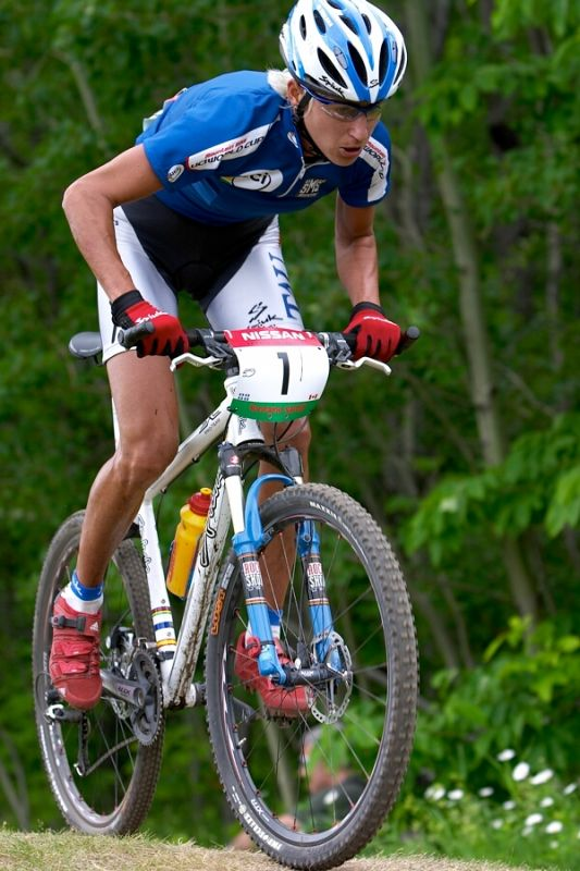Nissan UCI MTB World Cup - Mont St. Anne, 23.6.'07 - Marga Fullana