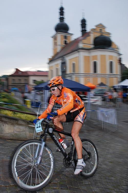 MČR Maraton 2007 - Aleš Brož v pátečním kritériu