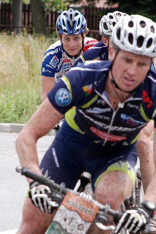 MČR Maraton 2007 - Hakl, Jobánek, Hynek
