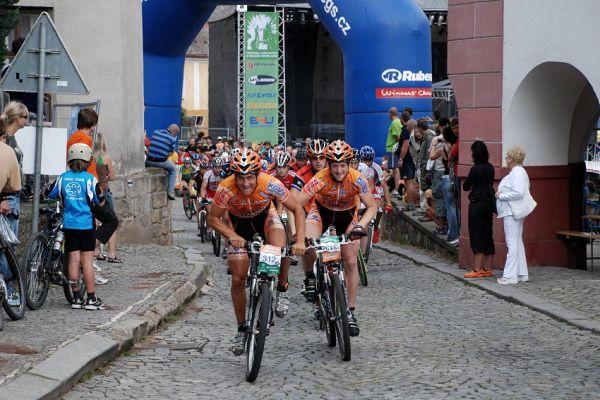 MČR Maraton 2007 - odstartováno