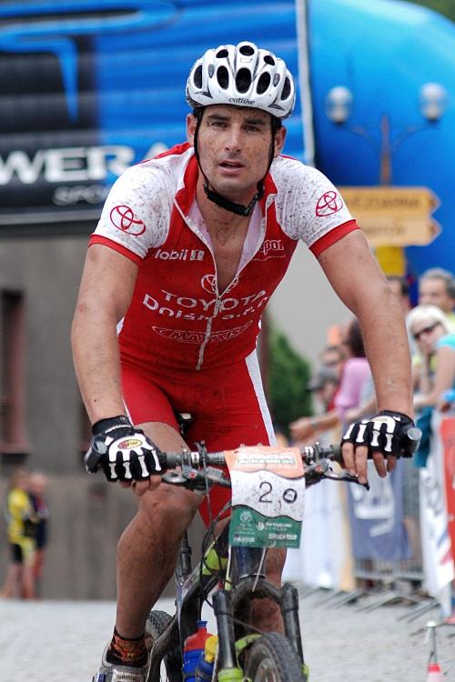 MČR Maraton 2007 - Ondřej Fojtík