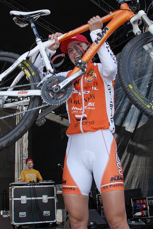 MČR Maraton 2007 - Barbora Radová