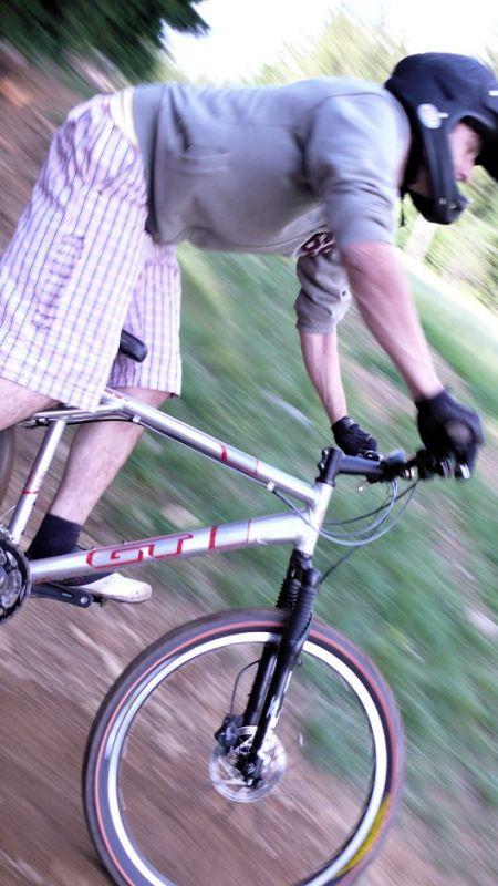 Kona Bikepark otev�en� - 17.6. 2007