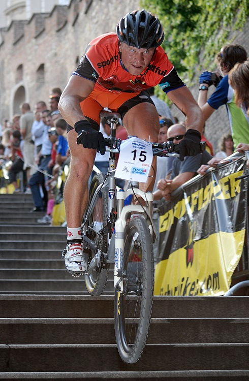 Pražské schody 2007 - Ivan Rybařík