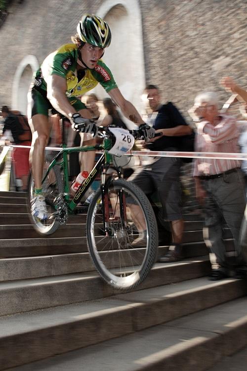 Pražské schody 2007 - Jirka Novák