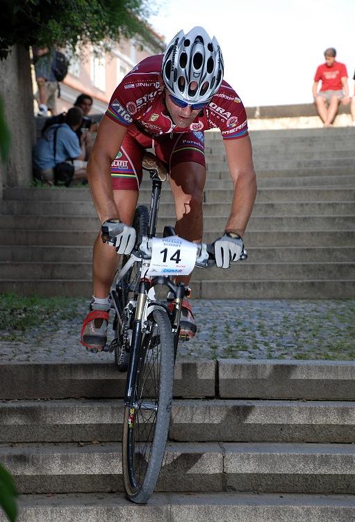 Pražské schody 2007 - Ondra Lukeš