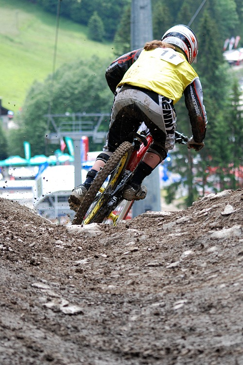 SP DH no. 2 - Champéry