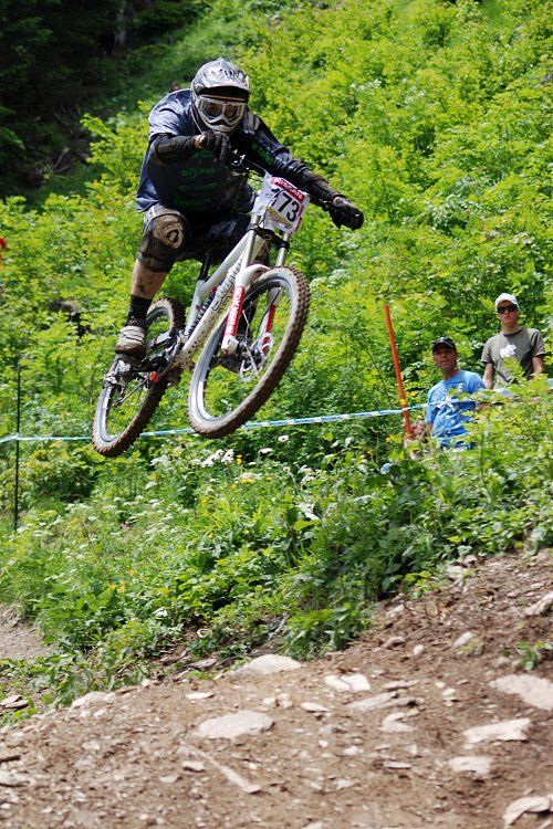 SP DH no. 2 - Champéry - Remi Thirion