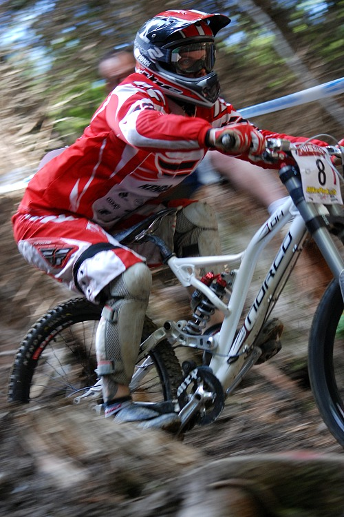 SP DH no. 2 - Champéry - Fionn Griffiths