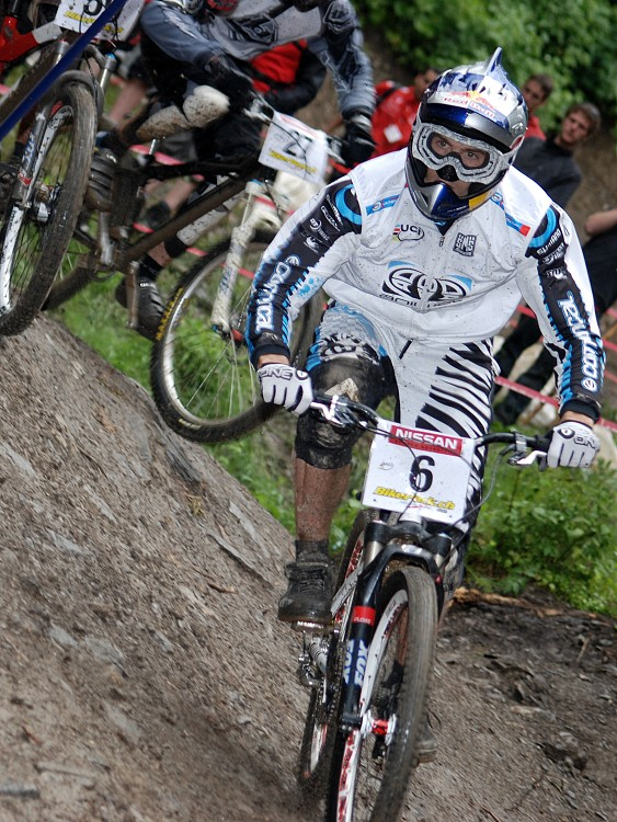 SP 4X no. 2 - Champ�ry - Gee Atherton
