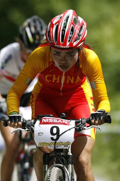 SP XC Champéry 2007 - Ying Liu