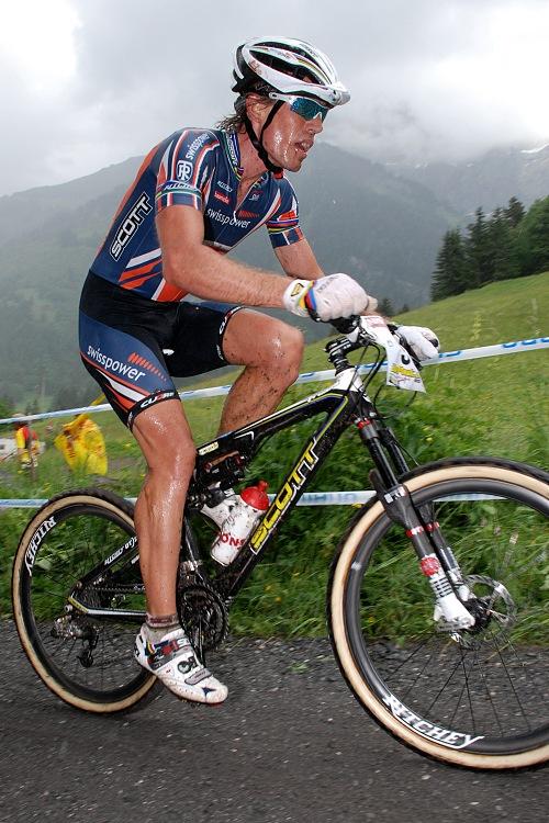 SP XC Champ�ry 2007 - Thomas Frischknecht